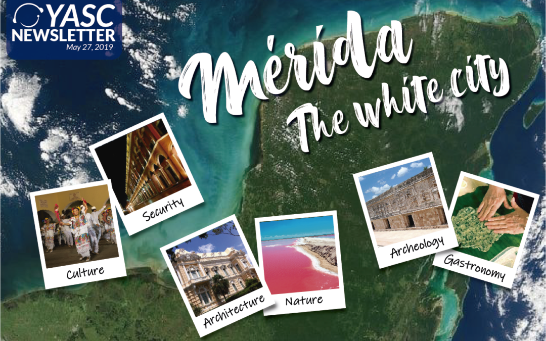 Why YASC loves Mérida?