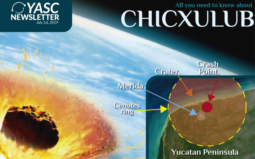 The Chicxulub Asteroid