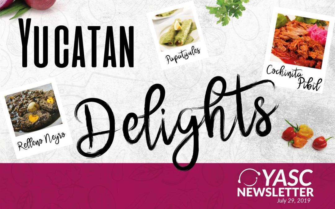 Yucatan's delight