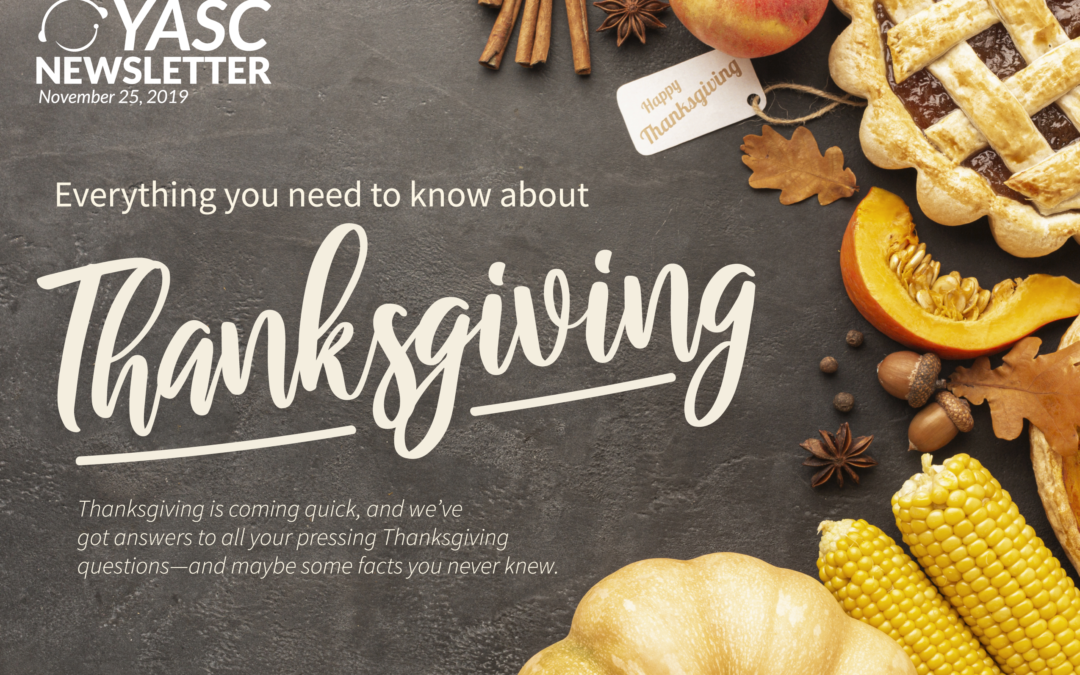 Everything You Need to Know About Thanksgiving