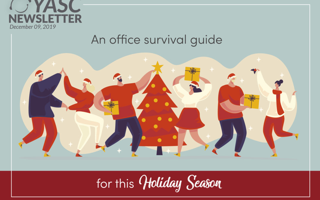 An Office Survival Guide for This Holiday Season